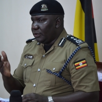 Police Spokesperson Fred Enanga confirmed arrest. Courtesy photo