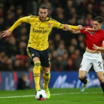 Manchester United drew 1-1 with Arsenal At Old Trafford on Monday evening. Courtey Photo