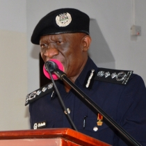 IGP Martin Ochola. Courtesy Photo